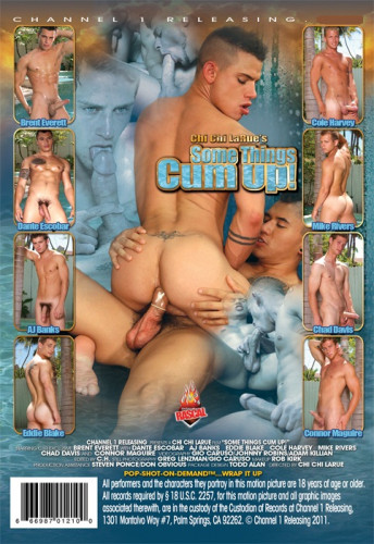 Some Things Cum Up   [ C 1 Releasing  Rascal Video ] 2011 , Group Sex