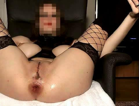 Fisting and Dildo Amateur Extreme pussy and anal fisting and extreme objects compilation 1