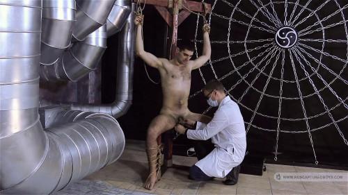 Gay BDSM Slave on Duty - Part II