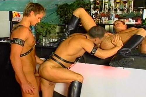 The Unleash Best Vol3 Scene #1 Gay BDSM