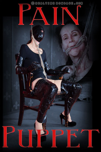 bdsm Paintoy Emma - Pain Puppet Part 1 (2016)
