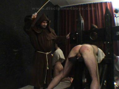 Gay BDSM Discipline4Boys - Monastery 2