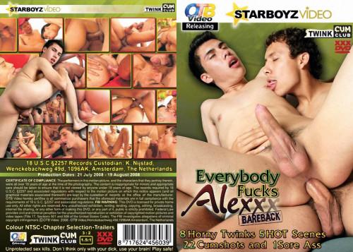 Everybody Fucks Alexxx (2008) Gay Porn Movie