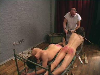 Gay BDSM Discipline4Boys - Military Hazing 2