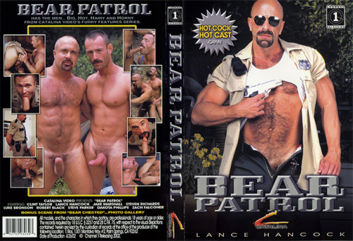 Catalina Video - Bear Patrol Gay Porn Movie