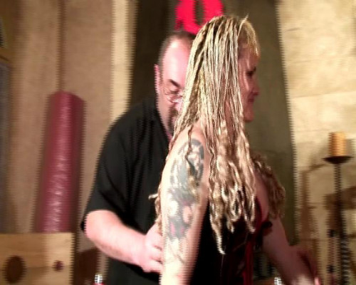 [Telsev] Soumise a l extreme Scene #2 BDSM
