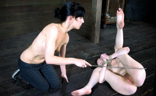 bdsm Fresh slave - pain and humiliation