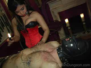 Femdom and Strapon Their slaves are treated without mercy and must please the Mistresses in every way