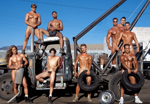 Junkyard Boyz Gay Movie