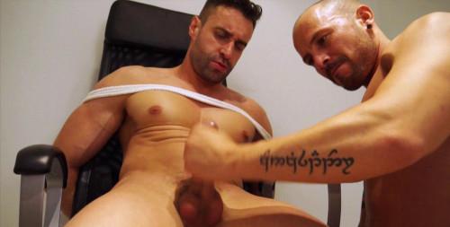 Gay BDSM Mateo And Max Like Fetish Games