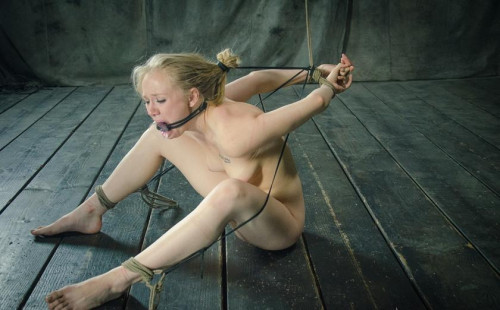 bdsm Houdini Trapped-Tracy Sweet