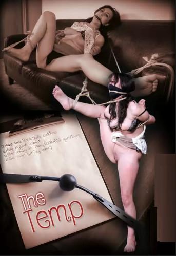 bdsm The Temp - Olivia Fawn, Jack Hammer