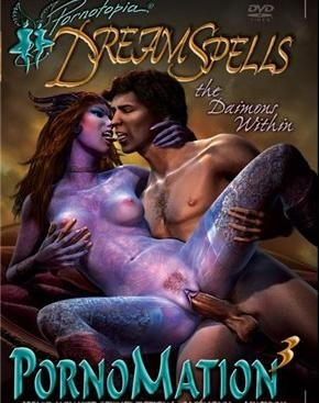 3D PornoMation 3: Dream Spells (2009) 3D Porno