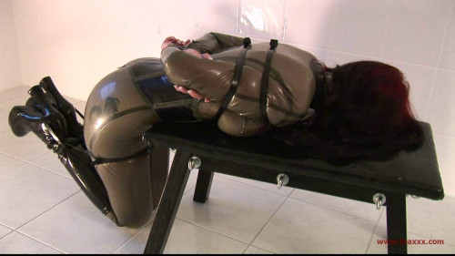 bdsm Ladies In Heavy Rubber humilation