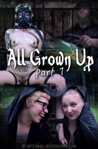 bdsm InfernalRestraints Elizabeth Thorn, Delirious Hunter All Grown Up Part 1