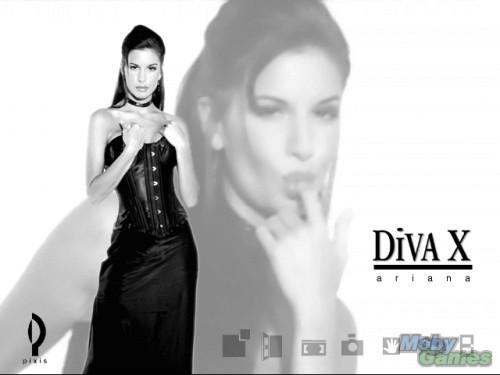 [Sex Game] Diva X: Ariana Erotic games