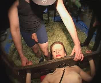 Kitkat Experiment Ausgeliefert Sein 23 (Operation Olga) [Extreme humiliation BDSM pain violent abuse pissing watersports anal] BDSM