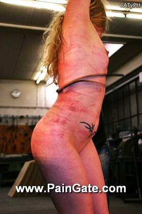 bdsm Sweet Jane in pure agony