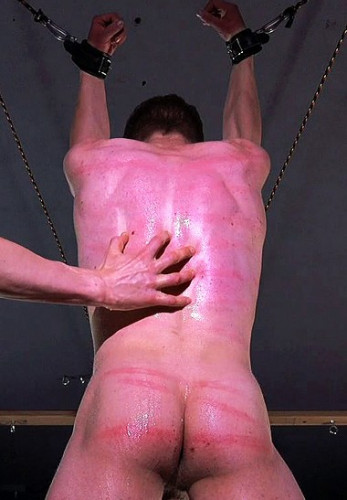 Gay BDSM Dreamboy Bondage Noah - Silent Slvery 11