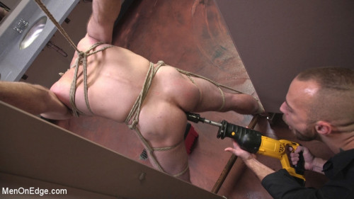 Gay BDSM Cruising for an edging