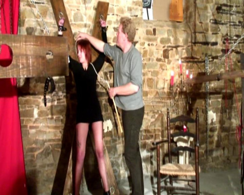 [Telsev] Extreme Lhermite Scene #2 Femdom and Strapon