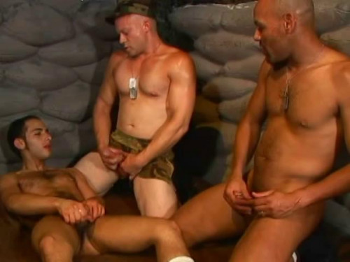 Operation Bareback, Military Gay Porn Movie Gay Movie