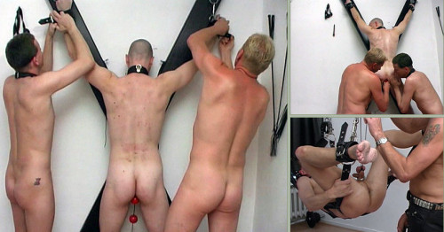 DOWNLOAD from FILESMONSTER:  Gay Porn Videos EuroGayBDSM  The Party Keeps Rolling