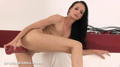 Fisting and Dildo Laura Divis Big Dildo (2014)