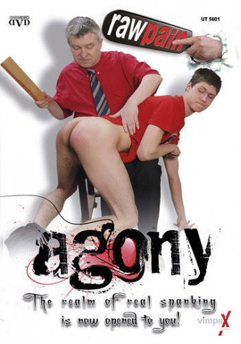 Gay BDSM Agony - Raw Pain Spanking