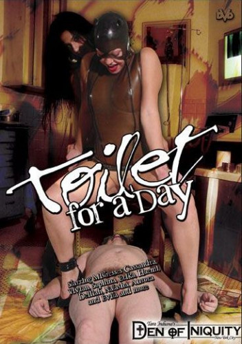 Toilet For A Day scat femdom scat