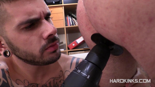 Gay BDSM Fetish Pals (Aday Traun, Mikel Bosco)