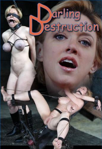 bdsm InfernalRestraints Darling - Darling Destruction