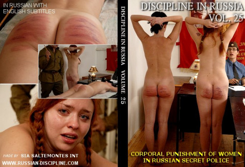 bdsm Discipline In Russia (vol.25)