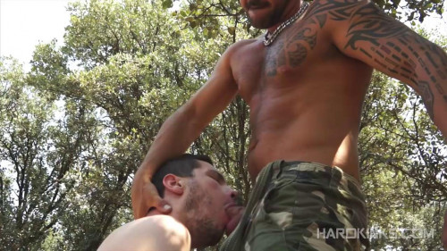 Gay BDSM Steven F - David Ride