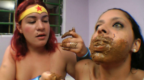 Scat Wonder Woman Filesmonster Scat