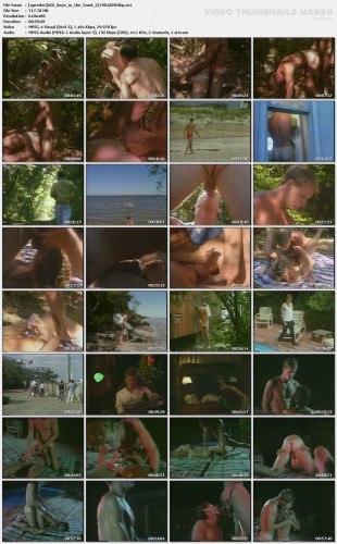 Boys in the Sand 2 / Men in the Sand 2 (1984) Gay Porn Movie