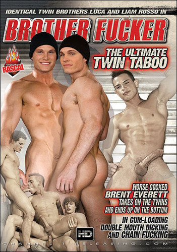 Rascal Video - Brother Fucker: The Ultimate Twin Taboo Gay Movie