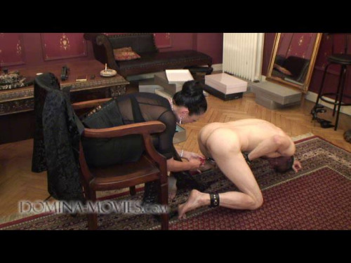 Femdom and Strapon Very Nice Exclusive Collection Domina Movies. Part 3.