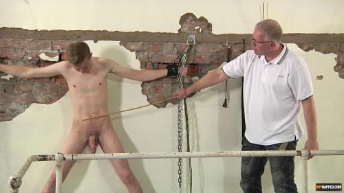 Gay BDSM Bad Boy Caning