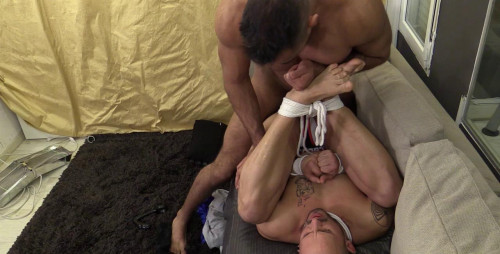 Gay BDSM Sergi And Max Practice Fetish Games