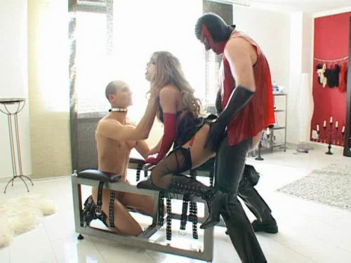Pretty Tied Up (2011, Scala) BDSM
