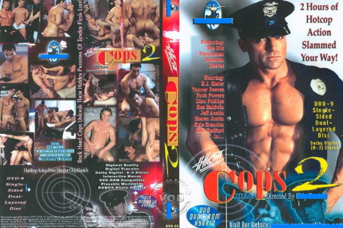 Hot Cops 2 Gay Porn Movie