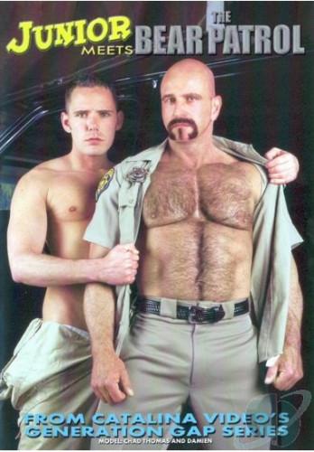 Catalina - Junior Meets The Bear Patrol Gay Porn Movie