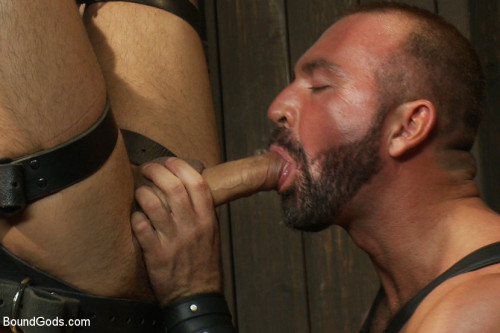 Josh West - Live Shoot Gay BDSM