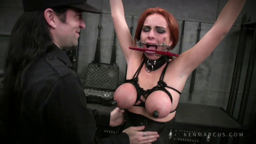 KenMarcus - Ashley Graham, Damon Pierce BDSM