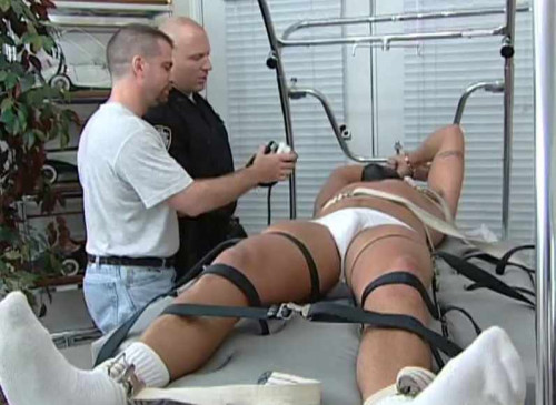 Gay BDSM Pain Academy For Hard Men