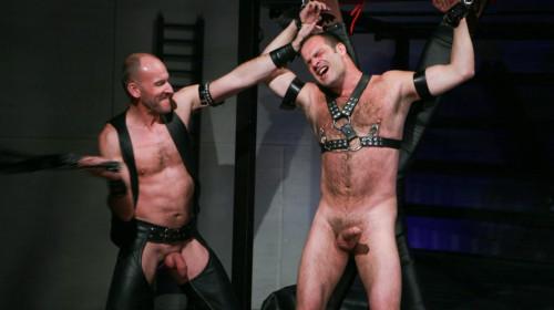 Gay BDSM Hot Older Male - Abandon - Denny Taylor, Paul Stag