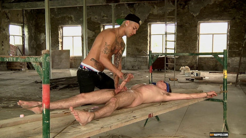Gay BDSM Drained Dry