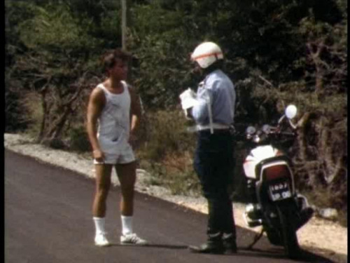 La Main au Feu (1989) Gay Movie