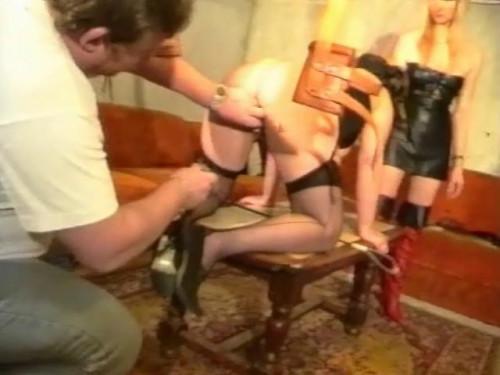 [Telsev] L education d eve Scene #1 BDSM